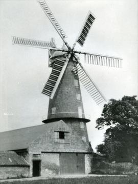 Ingleborough Tower Mill, Norfolk
