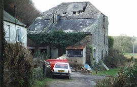 Criffle Mill  near Tideford