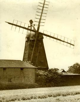 """Ingle's Mill, Willingham, Cambs"""