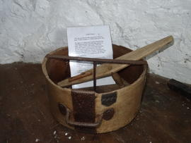 Grain measure, Sark Mill, Sark