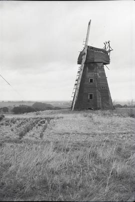 """Northbourne Old Smock Mill, Kent"""