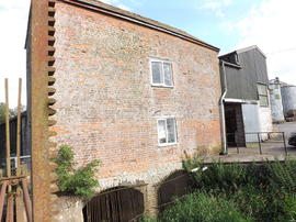 West Mill farm mill, Stalbridge, Dorset