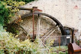 Sadborow Mill, Thorncombe, Dorset, Grade II, waterwheel
