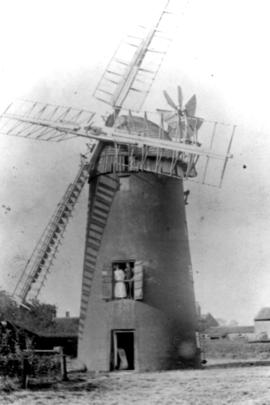 Runhall Mill, Norfolk