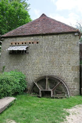 Lurgashall Watermill, Weald And Downland Museum, Sussex