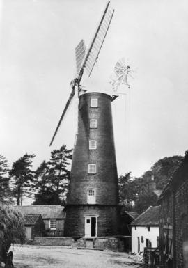 Combined Mill, Legbourne