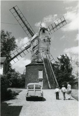 Post mill, Ramsey, Essex