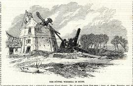 """The Duppel Windmill in Ruins"""