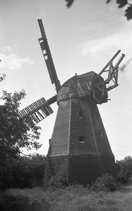 """Windmill at Jolesfield, Sussex"""