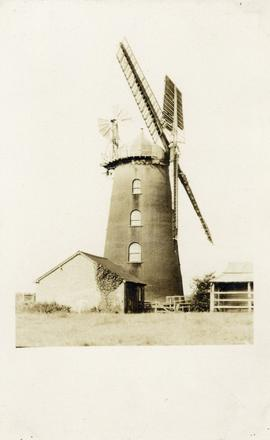 Tower mill, Arrington