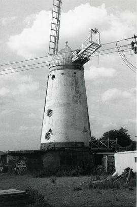 Tower mill, Westham (Stone Cross), Sussex