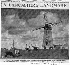 """A Lancashire Landmark - Clifton Windmill"""