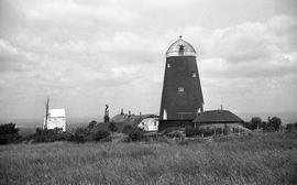 """Windmills at Clayton, Sussex"""