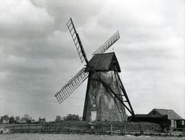 Lutton Gowts Mill, Long Sutton (Roman Bank Mill)