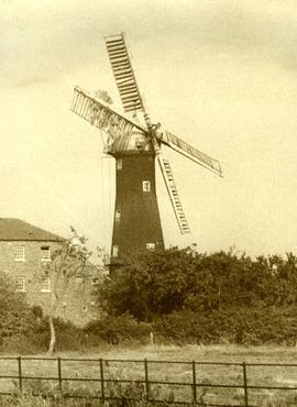 Alford, Myer's Mill, Lincs
