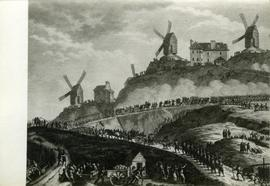"""The Storming of Montmartre by the Russians in 1814"""