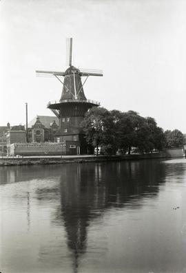 """Smock mill Amsterdam to E."""