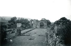 Unidentified Abbey Ruins.