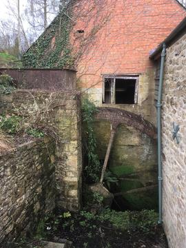 Waterwheel, Shutler's Mill, South Petherton