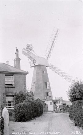 """Preston Mill, Faversham"""