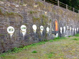 Tintern Lower Wireworks, Monmouthshire, Wales