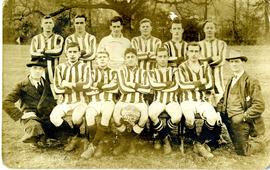 Cranfield Brothers Ltd Football team