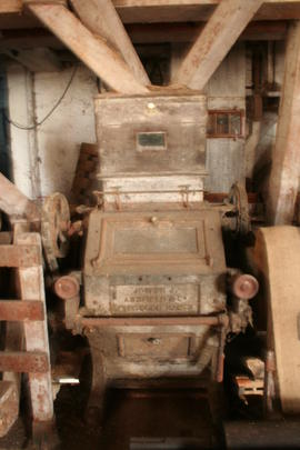 Clapton Mill, Crewkerne - Armfield roller plant