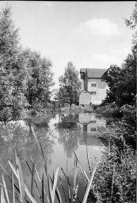 """Moulsham watermill, Chelmsford, Essex"""