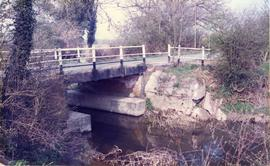 """Bridge near mill"""