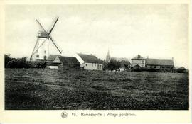 """Ramscapelle: Village polderien"""