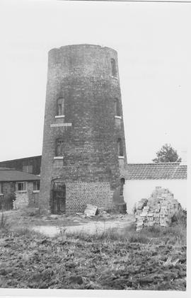 Frettenham Tower Mill, Frettenham, missing cap