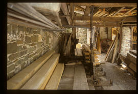 Interior, Unidentified Mill, Cumbria