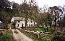 Gimblett's Mill, Laneast, on the Inny - house conversion