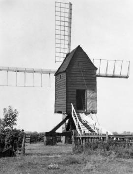 Bourn Mill, Cambs