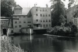 Sonning  Mill - back view