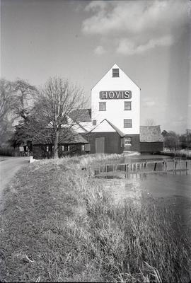 """2nd Littlebourne watermill, Kent, towards Wickhambreux"""