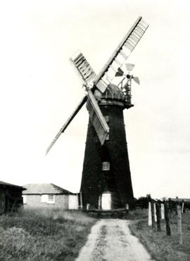 Ramsey Road Mill, Warboys, Huntingdonshire