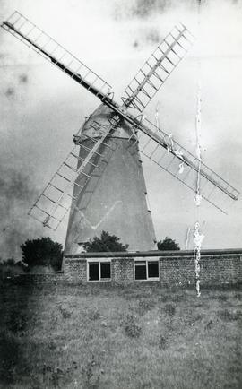 Ocklynge Tower Mill, Eastbourne, Sussex, England