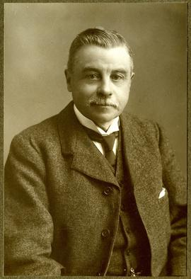 Photographic Portrait of Mr W W Cranfield