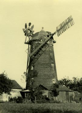 Debenham tower mill, Suffolk