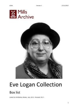 Eve Logan Collection