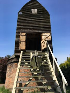Post mill, Kibworth Harcourt