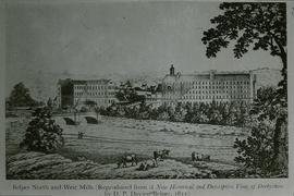 Belper North and West Mills 1811