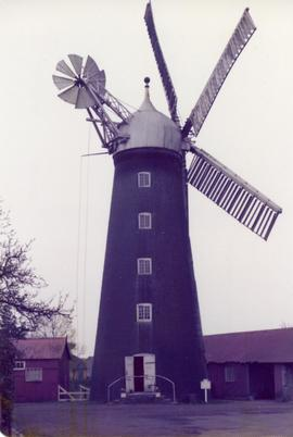 Tower mill (Dobson's Mill), Burgh-le-Marsh, Lincolnshire