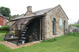 Sherborne Steam and Waterwheel Centre, Castleton, Dorset