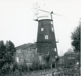 Tower mill, West Winch, Norfolk