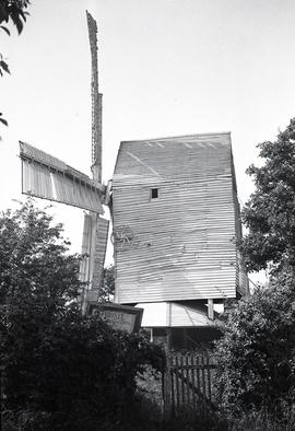 """Windmill at Keymer, Sussex"""