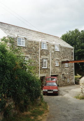 Withielgoose Mill, Withiel 7-95 - one of two mills here