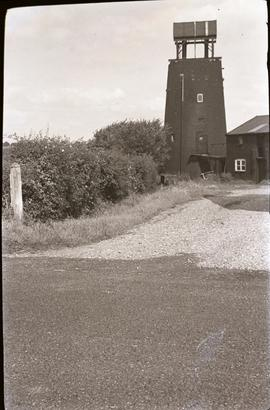 """Cockfield tower mill, Suffolk"""