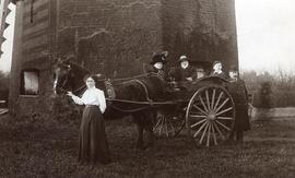 Leach family, Walsoken Mill